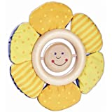 Flowery Ring Rattle