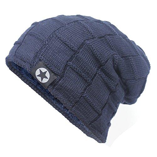 Winter Knit Wool Hat