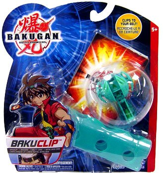 Bakugan - BakuClip Bakugan May Vary - 1