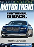 Motor Trend Magazine (1 Year / 12 Issues Print Subscription)