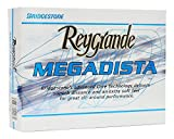 BRIDGESTONE(ブリヂストン) Reygrande メガディスタ ゴルフボール 1ダース(12個入り)   ホワイト