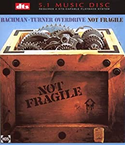 Not Fragile [DVD-AUDIO]