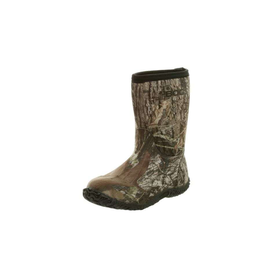 1b30fb856153 Bogs Classic Mid Mossy Oak Boot (Toddler Little Kid Big Kid) on ...