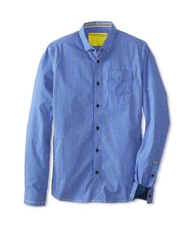 Descendant of Thieves Men's Check The Rhyme Shirt