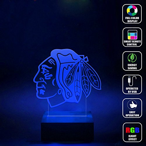 Detroit Red Wings Night Light, Red Wings Night Light, Red Wings Night Lights