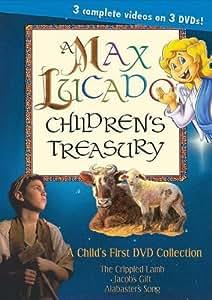 A Max Lucado Children's Treasury (3 DVDs)