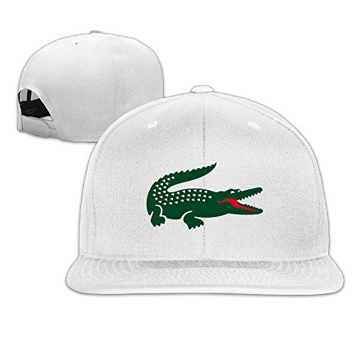 JUNJ Unisex Hungry Crocodile Tourism Cap Hat