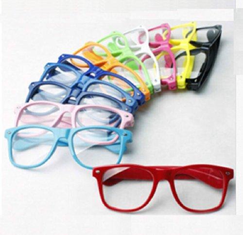 Modisches Designer ILOVEDIY Unisex Sonnenbrille Wayfarer Brille Grün Unisex Sonnenbrille Gestell