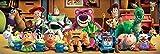 "Toy Story 3 - Pixar Door Movie Poster (The Complete Cast) (Size: 62"" x 21"")"