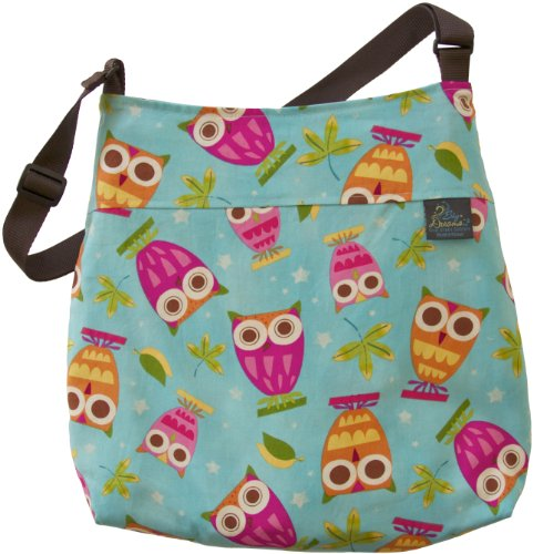 Sky Dreams Travel Blanket Arianna Owl Magic Handbag Multicolored front-784167
