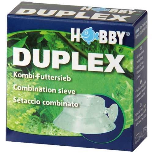 Duplex, Kombi-Futtersieb