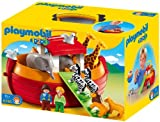 Playmobil - 6765 - Jeu de construction - Arche de Noé transportable