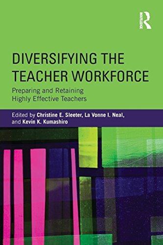 Diversifying The Teacher Workforce: Preparing And Retaining Highly Effective Teachers