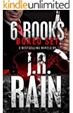 J.R. Rain 6-Book Boxed Set