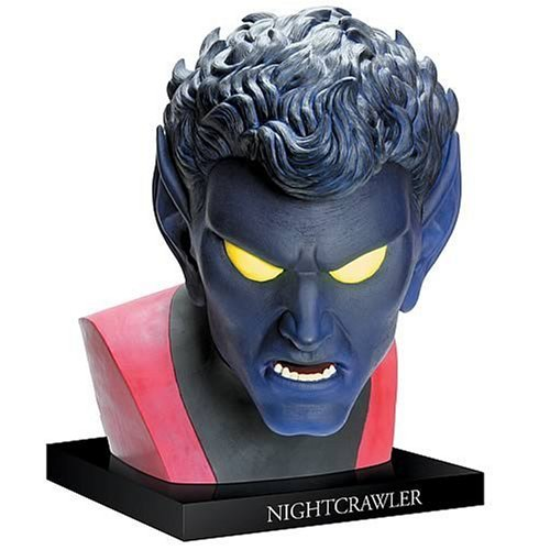 Alex Ross Nightcrawler Life-Size Bust - Buy Alex Ross Nightcrawler Life-Size Bust - Purchase Alex Ross Nightcrawler Life-Size Bust (Diamond Select, Toys & Games,Categories,Action Figures,Statues Maquettes & Busts)