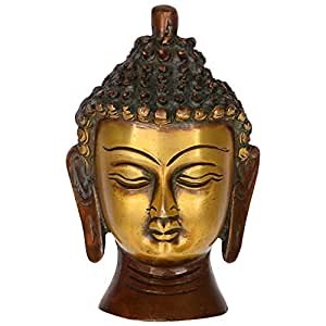 Amazon.com: Kapasi Handicrafts, Indian Lord Brass Metal ...