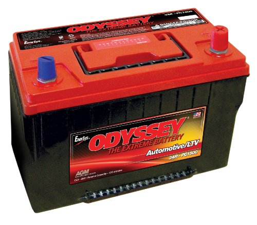 Odyssey Batteries 34R-PC1500-A Group 34 Automotive/Light Truck Battery