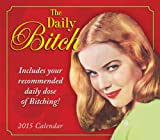 The Daily Bitch 2015 Boxed Calendar