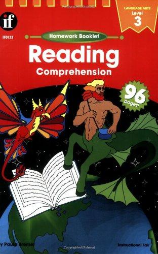 Reading Comprehension Homework Booklet, Level 3 (Homework Booklets)