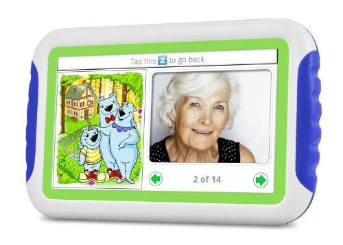 """Ematic FunTab Mini with WiFi 4.3"""" Touchscreen"""