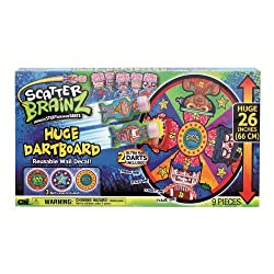 Scatter Brainz Huge Dart Board