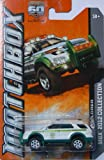 2012 Matchbox Ford Explorer (Forest Ranger) White - 118 of 120