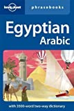 img - for Lonely Planet Egyptian Arabic Phrasebook 3rd Ed.: 3rd Edition by Siona Jenkins (May 1 2008) book / textbook / text book