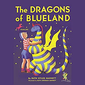 The Dragon's of Blueland Audiobook