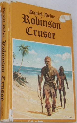 Robinson Crusoe, Defoe, Daniel