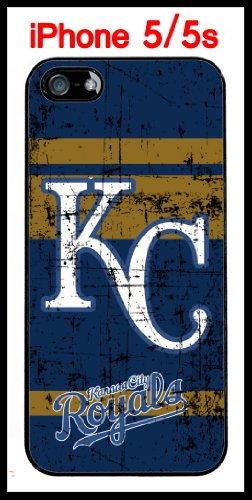 MLB Kansas City Royals iPhone 5 5s Case Silicone Case at Amazon.com