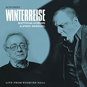 Schubert: Winterreise, D.911 - 6. Wasserflut (Live In London / 2003)