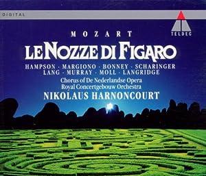 Mozart Le Nozze Di Figaro from Teldec