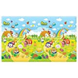 Parklon Soft Mat - Pororo Fruit Land Play Mat by Parklon [並行輸入品]