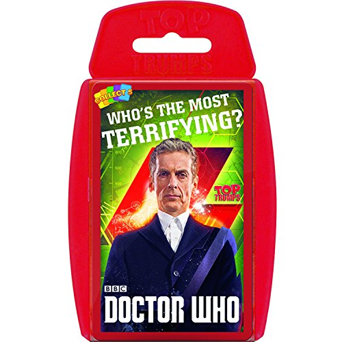 Doctor Who Series 9 (2015) Card Game