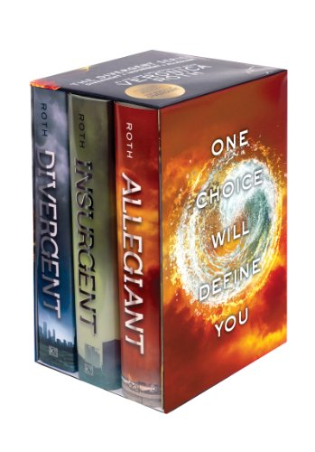 Divergent Series Complete Box Set - Veronica Roth - Katherine Tegen Books