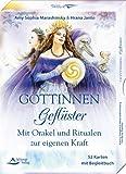 Göttinnengeflüster - Mit Orakel und Ritualen zur eigenen Kraft - 52 Karten mit Begleitbuch