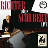 Richter Plays Schubert (Live)