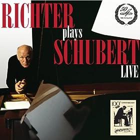 Richter Plays Schubert (Live)