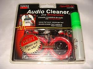 Trackmate pulitore audio più smagnetizzatore