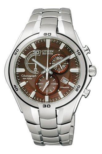 CITIZEN (シチズン) 腕時計 ALTERNA オルタナ クロノグラフ Eco-Drive エコ・ドライブ VO10-5994F メンズ