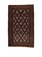 Kilim Carpets by Jalal Alfombra Afg Bel Zakini (Rojo/Multicolor)