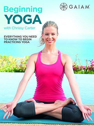 Gaiam: Beginning Yoga with Chrissy Carter