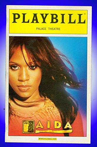 Aida Broadway Playbill