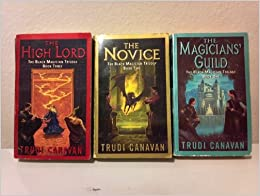 The Black Magician Trilogy (The Magicians' Guild, the
