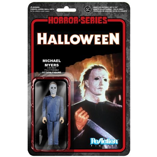 """[Re-action] 3.75 inches Action Figure """"horror"""" Series 1 """"Halloween"""" Michael Myers"""