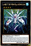 Yu-Gi-Oh! - Number 37: Hope Woven Dragon Spider Shark (PGL3-EN007) - Premium Gold: Infinite Gold - 1st Edition - Gold Secret Rare
