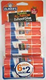 Elmers All Purpose Washable Glue Sticks (pack of 8)