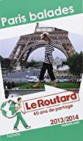 Le Routard Paris balades 2013/2014