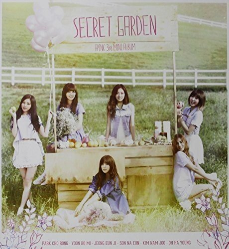 CD : Apink - Secret Garden (3rd Mini Album) (Asia - Import)