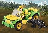 Character Building Scooby Doo Jungle 4x4 Mini Playset